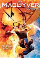 Cover image for MacGyver. Season 1 [videorecording (DVD)]
