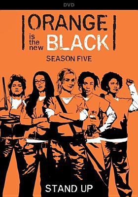 Cover image for Orange is the new black. Season five [videorecording (DVD)]