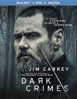Cover image for Dark crimes [videorecording (Blu-ray)]