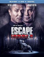 Cover image for Escape plan 2 [videorecording (Blu-ray)] : Hades