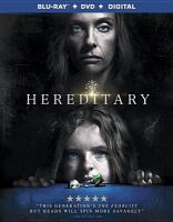 Cover image for Hereditary [videorecording (Blu-ray)]