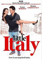 Cover image for Little Italy [videorecording (DVD)]
