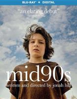 Cover image for Mid90s [videorecording (Blu-ray)]