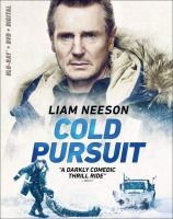 Cover image for Cold pursuit [videorecording (Blu-ray)]