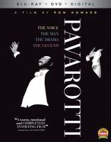 Cover image for Pavarotti [videorecording (Blu-ray)]