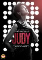 Cover image for Judy [videorecording (DVD)]
