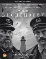 Cover image for The lighthouse [videorecording (Blu-ray)]