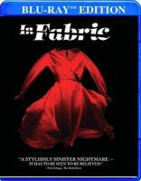 Cover image for In fabric [videorecording (Blu-ray)]
