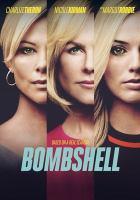 Cover image for Bombshell [videorecording (DVD)]