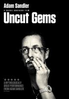 Cover image for Uncut gems  [videorecording (DVD)]