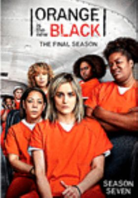 Cover image for Orange is the new black. Season seven [videorecording (DVD)]