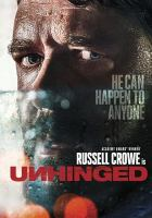 Cover image for Unhinged [videorecording (DVD)]