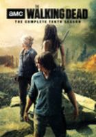 Cover image for The walking dead. The complete tenth season [videorecording (DVD)