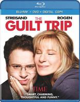 Cover image for The guilt trip [videorecording (Blu-ray)]