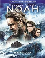 Cover image for Noah [videorecording (Blu-ray)]