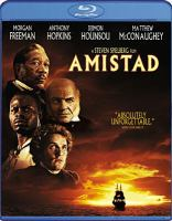 Cover image for Amistad [videorecording (Blu-ray)]