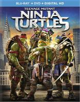 Cover image for Teenage mutant ninja turtles [videorecording (Blu-ray)]