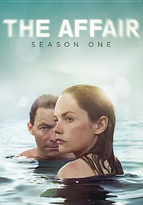 Cover image for The affair. Season one [videorecording (DVD)]
