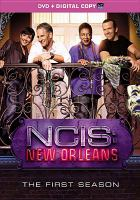 Cover image for NCIS: New Orleans. The first season [videorecording (DVD)].