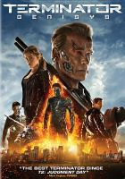 Cover image for Terminator genisys [videorecording (DVD)]