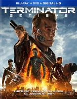 Cover image for Terminator genisys [videorecording (Blu-ray)]