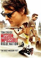 Cover image for Mission: Impossible. Rogue nation [videorecording (DVD)]