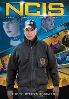Cover image for NCIS. The thirteenth season [videorecording (DVD)]