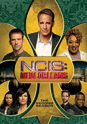 Cover image for NCIS: New Orleans. The second season [videorecording (DVD)]