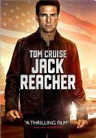 Cover image for Jack Reacher [videorecording (DVD)]
