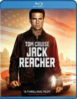 Cover image for Jack Reacher [videorecording (Blu-ray)]