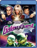 Cover image for Galaxy quest [videorecording (Blu-ray)]