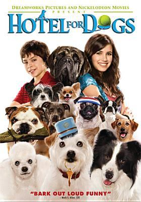Cover image for Hotel for dogs [videorecording (DVD)]