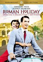 Cover image for Roman holiday [videorecording (DVD)]