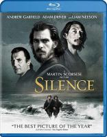 Cover image for Silence [videorecording (Blu-ray)]
