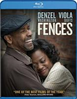 Cover image for Fences [videorecording (Blu-ray)]