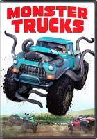 Cover image for Monster trucks [videorecording (DVD)]