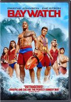 Cover image for Baywatch [videorecording (DVD)]