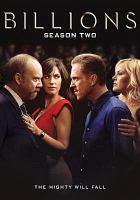 Cover image for Billions. Season two [videorecording (DVD)].