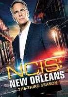 Cover image for NCIS: New Orleans. The third season [videorecording (DVD)].