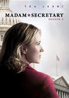 Cover image for Madam Secretary. Season three [videorecording (DVD)]