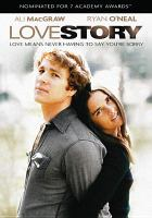 Cover image for Love story [videorecording (DVD)]