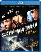 Cover image for Sky Captain and the world of tomorrow [videorecording (Blu-ray)]