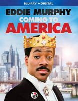 Cover image for Coming to America [videorecording (Blu-ray)]