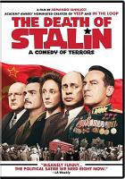 Cover image for The death of Stalin [videorecording (DVD)]