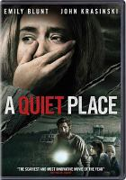Cover image for A quiet place [videorecording (DVD)]