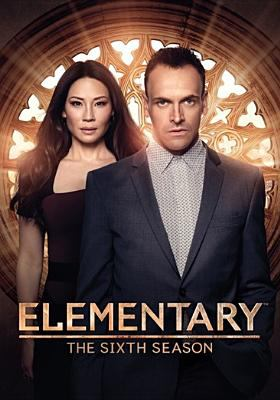 Cover image for Elementary. The sixth season [videorecording (DVD)]