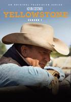 Cover image for Yellowstone. Season 1 [videorecording (DVD)].