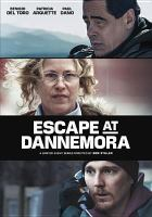Cover image for Escape at Dannemora [videorecording (DVD)] : a limited event series