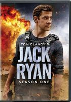 Cover image for Tom Clancy's Jack Ryan. Season one [videorecording (DVD)]