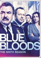 Cover image for Blue bloods. The ninth season [videorecording (DVD)]